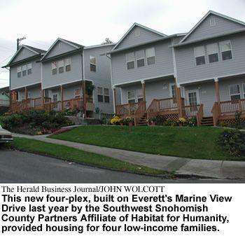 Habitat for humanity everett washington